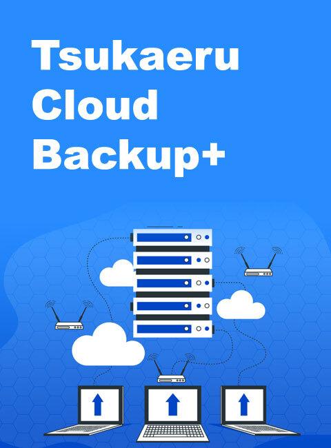 Tsukaeru Cloud Backup Plus