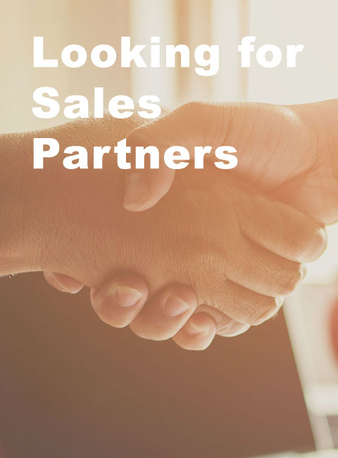 Looking for sales partners